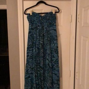 Strapless Laundry by Shelli Segal dress